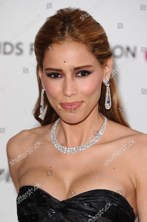 Editorial picture of 84th Annual Academy Awards, Elton John AIDS Foundation Party, Los Angeles, America - 26 Feb 2012