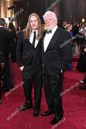 Editorial picture of 84th Annual Academy Awards, Arrivals, Los Angeles, America - 26 Feb 2012