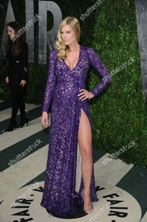 Editorial picture of 84th Annual Academy Awards, Vanity Fair Party, Los Angeles, America - 26 Feb 2012