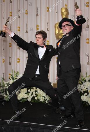 Stock Picture of Brandon Oldenburg and William Joyce