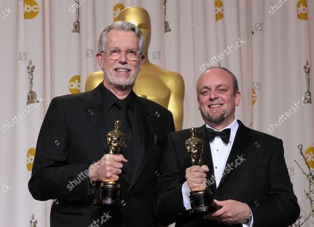 J Roy Helland and Mark Coulier