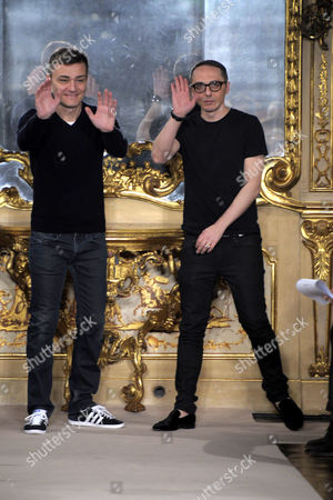 Tommaso Aquilano and Roberto Raimondi