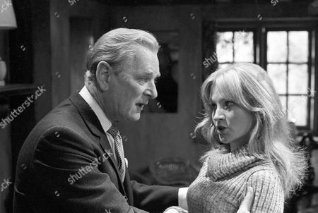 Nigel Patrick as Charles and Michele Dotrice as Frances