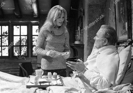 Stock Picture of Michele Dotrice as Frances and Nigel Patrick as Charles