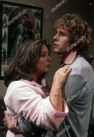 Judy Cornwell as April and Paul Nicholas as Sam