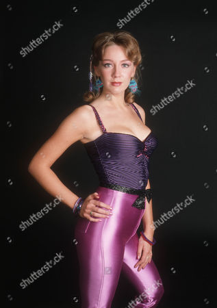 Stock Picture of Tara Ward as Clara