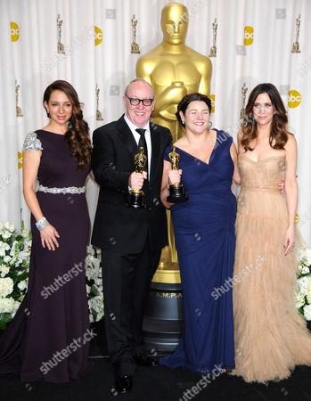Maya Rudolph, Oorlagh George, Terry George, Kristen Wiig