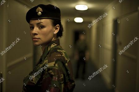 Carlyss Peer as Sophie Caple.