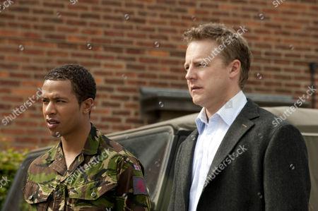 Ukweli Roach as Tom Greening and Samuel West plays Zak Gist.