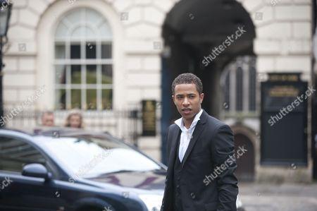 Stock Photo of Behind the scenes : Ukweli Roach