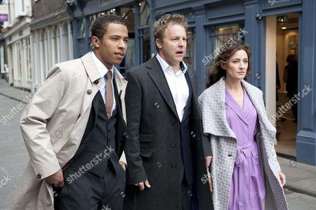 Ukweli Roach as Tom Greening, Samuel West plays Zac Gist, and Orla Brady as Mrs Sheringham.