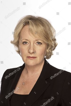 Stock Picture of Michelle Holmes as DC Barbara Maddox