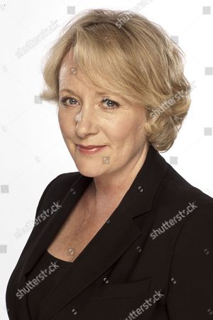 Stock Photo of Michelle Holmes as DC Barbara Maddox