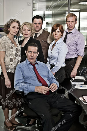 Editorial image of 'Above Suspicion - Silent Scream' TV Programme - 2012