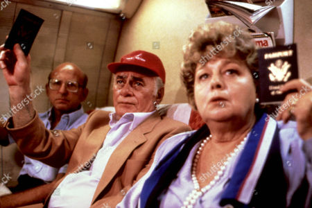 The Delta Force,  Martin Balsam,  Shelley Winters