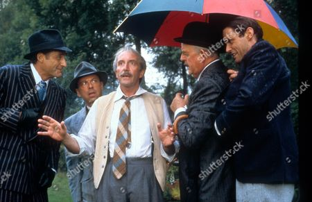 The Fiendish Plot Of Dr Fu Manchu,  Sid Caeser,  Joe Capone,  Peter Sellers,  David Tomlinson,  Simon Williams
