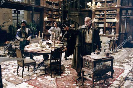 The League Of Extraordinary Gentlemen,  Naseeruddin Shah,  Stuart Townsend,  Sean Connery