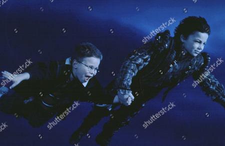 Stock Image of The Little Vampire,  Jonathan Lipnicki,  Rollo Weeks