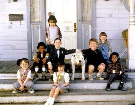 The Little Rascals, Zachary Mabry, Kevin Jamal Woods, Courtland Mead, Bug Hall, Brittany Ashton Holmes, Travis Tedford, Jordan Warkol, Ross Elliot Bagley