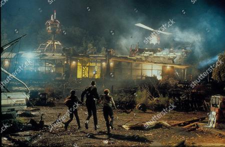 The Lost World: Jurassic Park (Jurassic Park 2), Vanessa Lee Chester, Jeff Goldblum, Julianne Moore