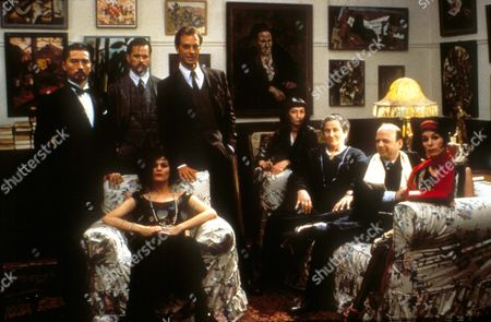 The Moderns,  John Lone,  Genevieve Bujold,  Keith Carradine,  Linda Florentino,  Wallace Shawn,  Geraldine Chaplin