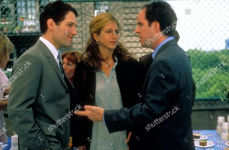 The Object Of My Affection,  Paul Rudd,  Jennifer Aniston,  John Pankow