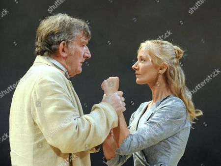 Stock Picture of Malcolm Storry and Joely Richardson