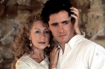 Where Angels Fear To Tread,  Helen Mirren,  Giovanni Guidelli