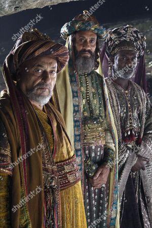 The Nativity Story, Nasim Sawalha, Stephan Kalipha, Eriq Ebouaney