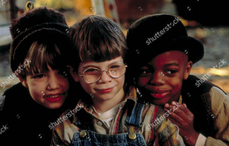 The Little Rascals,  Zachary Mabry,  Jordan Warkol,  Kevin Jamal Woods