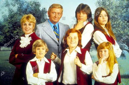 The Partridge Family ,  Shirley Jones,  Dave Madden,  Brian Forster,  Danny Bonaduce,  David Cassidy,  Susan Dey,  Suzanne Crough