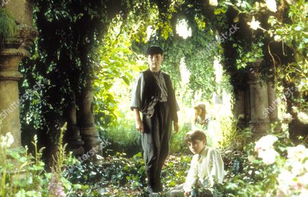 The Secret Garden,  Andrew Knott,  Heydon Prowse,  Kate Maberly