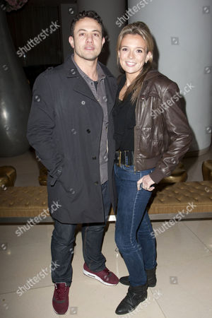 Warren Brown and Holly Henderson