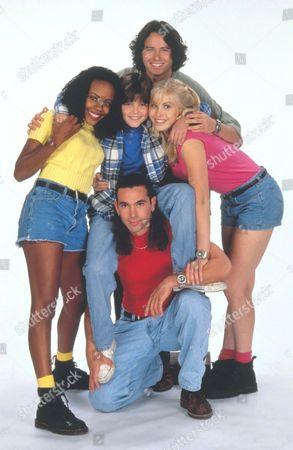 Turbo: A Power Rangers Movie (Power Rangers Ii),  Nakia Burrise,  Johnny Young Bosch,  Catherine Sutherland,  Jason David Frank