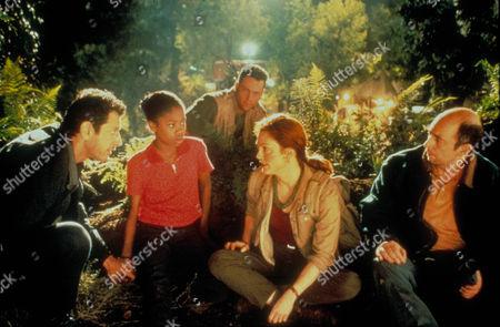 The Lost World: Jurassic Park (Jurassic Park 2), Jeff Goldblum, Vanessa Lee Chester, Vince Vaughn, Julianne Moore