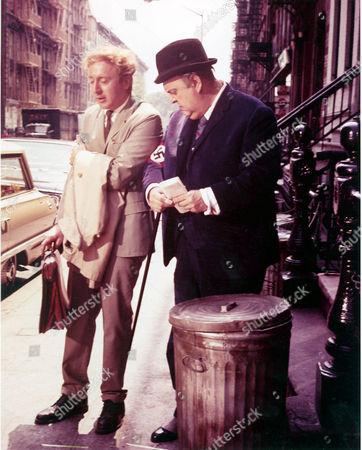 The Producers,  Gene Wilder,  Zero Mostel