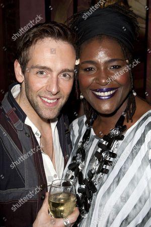 Darren Carnall and Sharon D Clarke