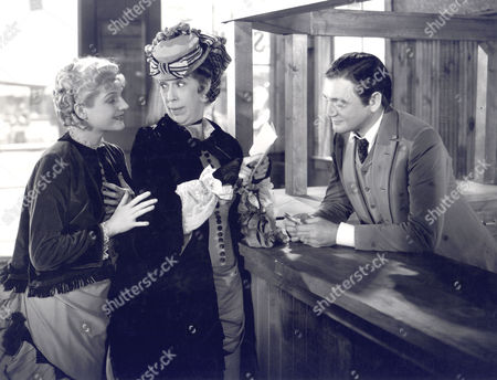The Conquerors,  Ann Harding,  Edna May Oliver,  Richard Dix