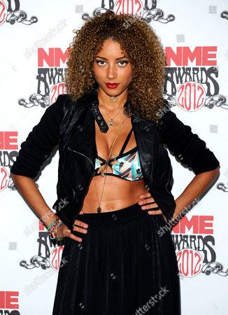 Editorial image of NME Awards, Brixton Academy, London, Britain - 29 Feb 2012