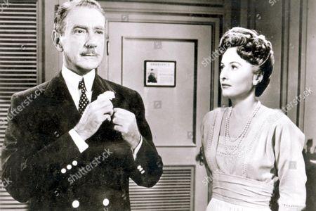 Titanic,  Clifton Webb,  Barbara Stanwyck