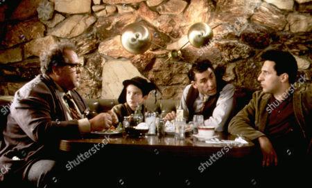Stock Picture of Unstrung Heroes,  Maury Chaykin,  Nathan Watt,  Michael Richards,  John Turturro