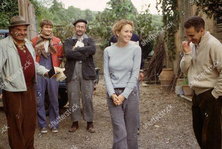 Under The Tuscan Sun,  Massimo Sarchelli,  Diane Lane,  Pawel Szajda