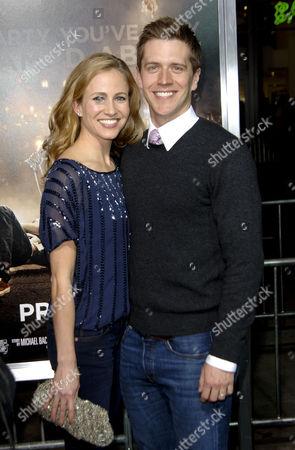 Adam Sztykiel and Ellie Knaus