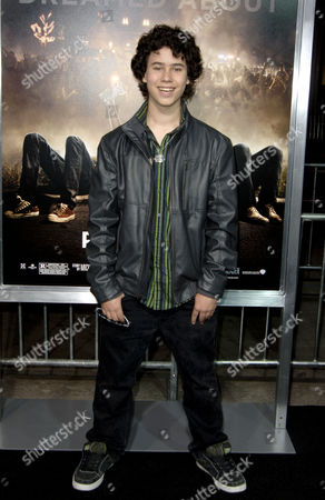 Editorial image of 'Project X' film premiere, Los Angeles, America - 29 Feb 2012