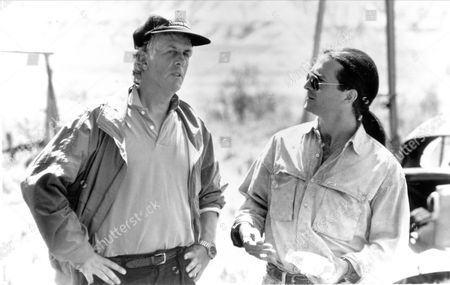 Thunderheart (On Set)
