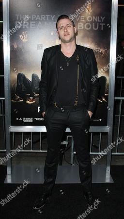 Editorial photo of 'Project X' film premiere, Los Angeles, America - 29 Feb 2012