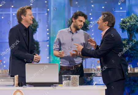 Editorial photo of 'The Alan Titchmarsh Show' TV Programme, London, Britain - 29 Feb 2012
