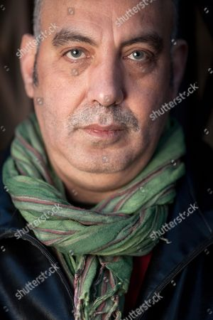 Stock Picture of Khalid Al-Haggar