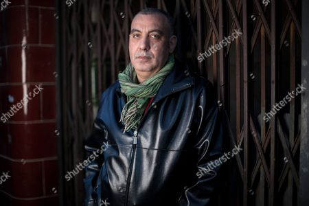 Stock Photo of Khalid Al-Haggar