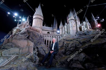 Production designer of Hogwarts Castle, Stuart Craig